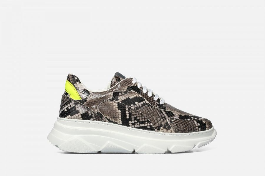 FLORUS Sneakers - Grey