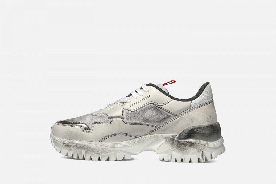 FIRE Sneakers - Branco