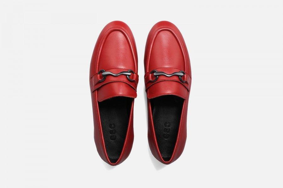 MERCURY Loafers - Vermelho