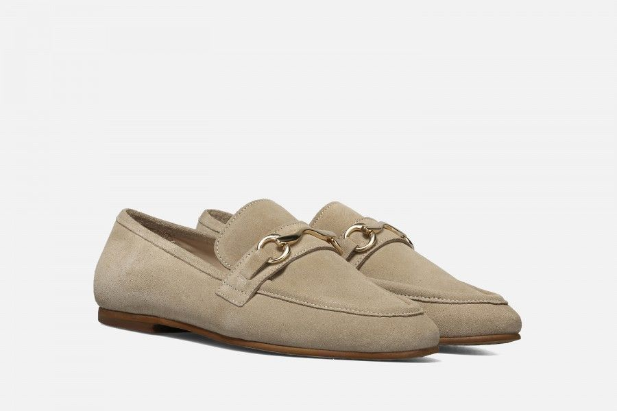 MERCURY Loafers - Nude