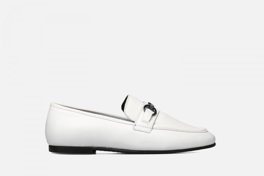 MERCURY Loafers - White