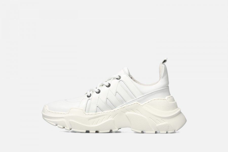 ZENITH Sneakers - White