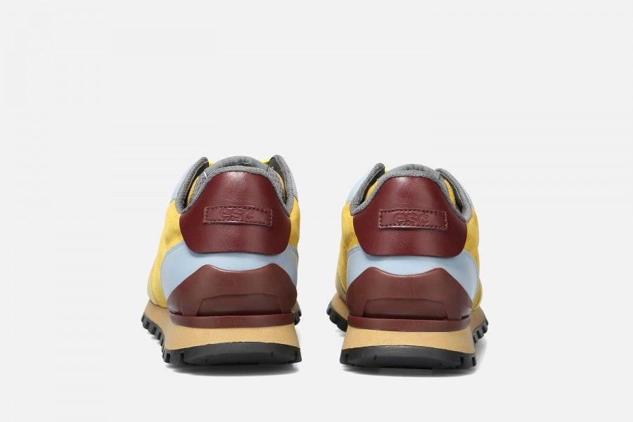 KATUS Sneakers - Yellow