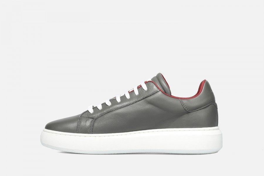 BOT Sneakers - Cinza Escuro