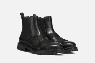 ZAGREB Ankle Boots - Black