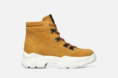 KRAZ Ankle Boots - Cognac