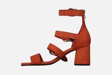 RIO Mid Heel Sandals