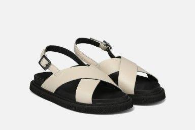 KURARE Sandals - Beige