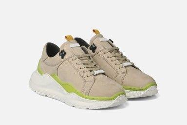 MOTION Sneakers - Beige