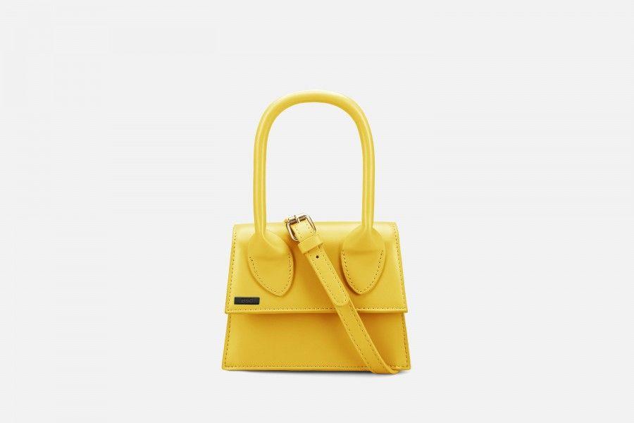 GRACE Cross Clutch - Yellow