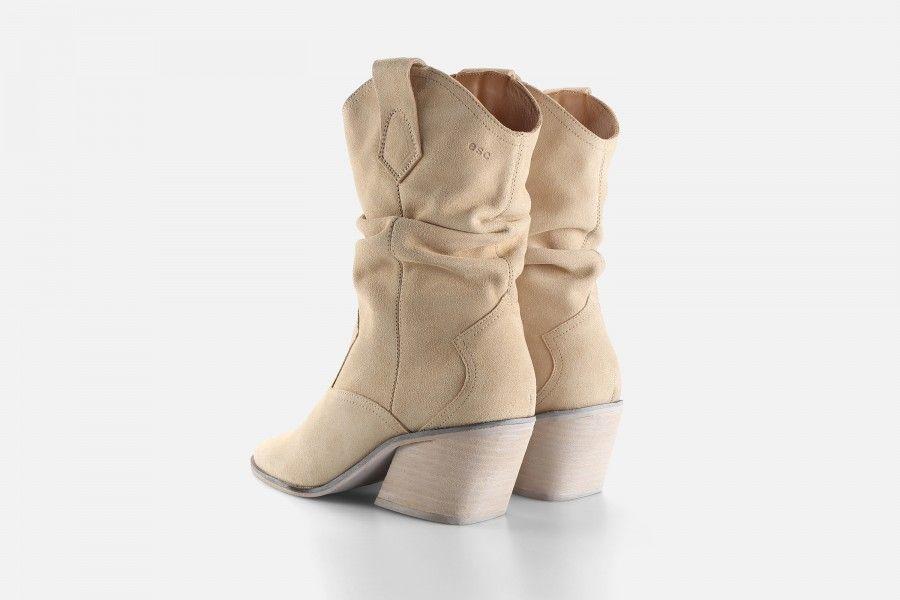 DOPE High Heel Boots - Bege