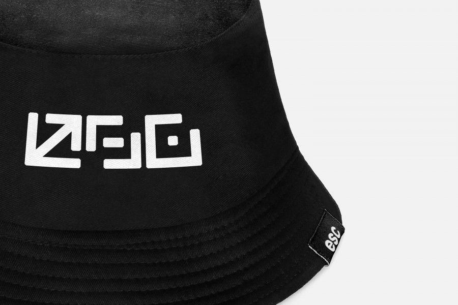 ESC Hat - Preto