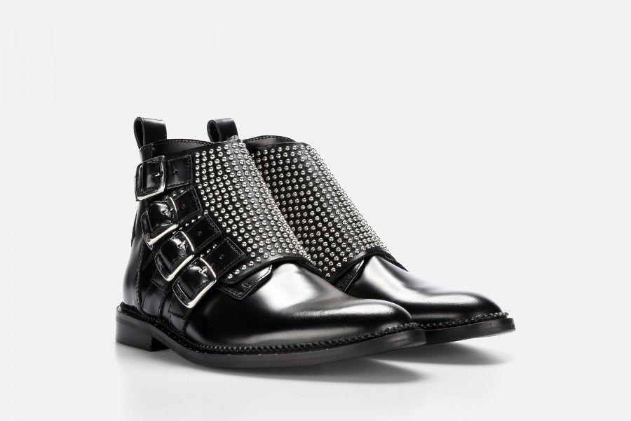 SCOUT Boots - Black