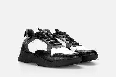 ODIN Sneakers - Preto