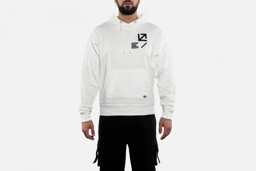 ESC BASIC Hoodies - Branco