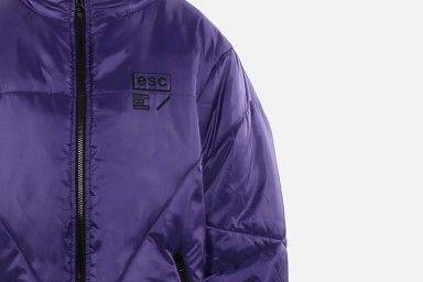 ESC FLUO Jackets - Navy