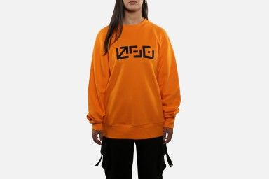 ESC BASIC Sweaters - Orange