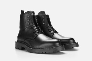 TERRIER Boots - Preto