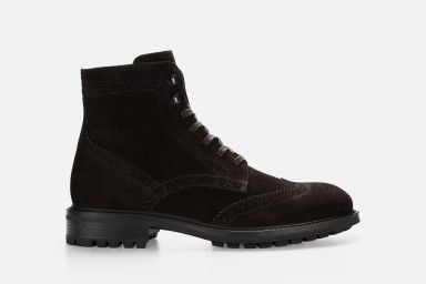 ALGUX Boots - Brown