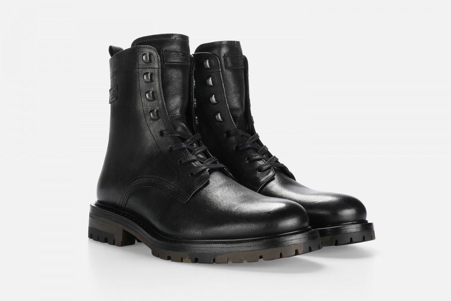 ZLATAN Ankle Boots - Black