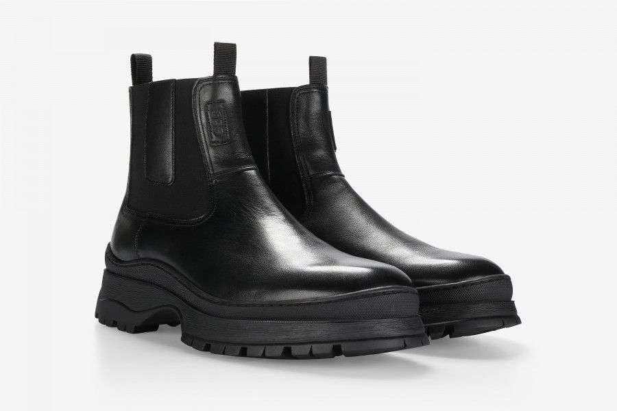 RAN Ankle Boots - Black