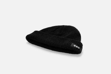 ESC Beanie - Black