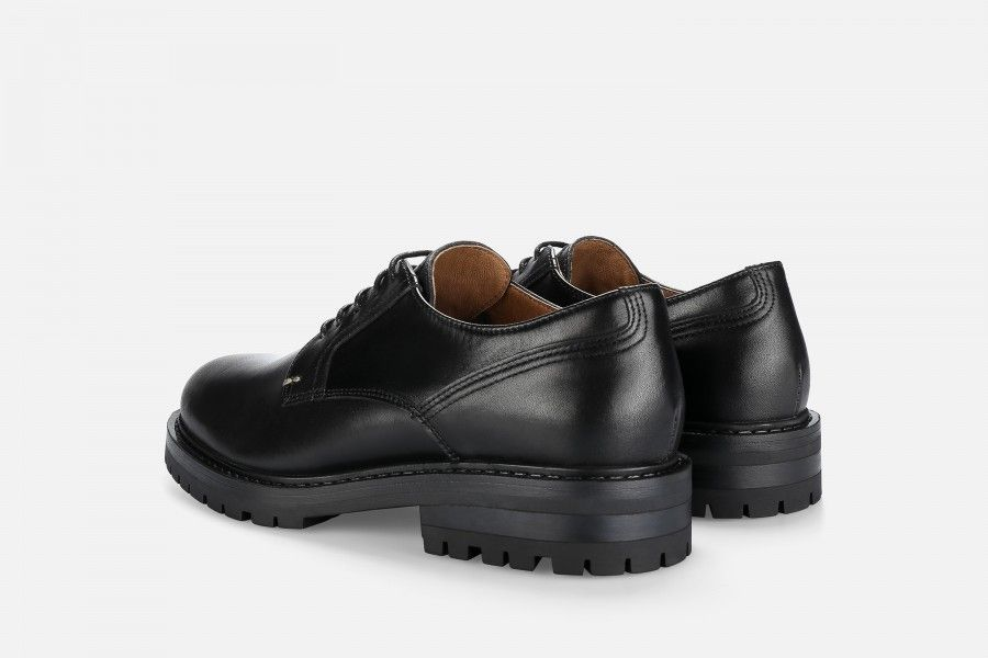 ZLATEL Shoes - Black