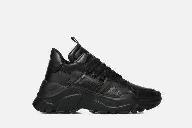 ALRUX Sneakers - Preto
