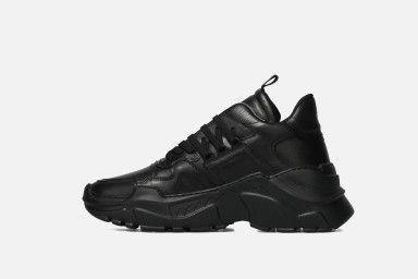 ALRUX Sneakers - Black