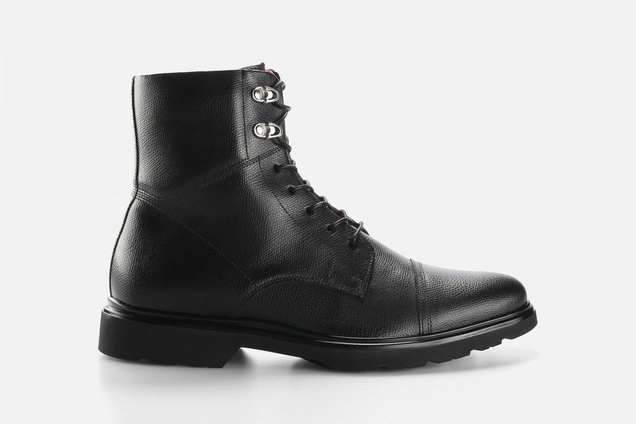 FRANKY Boots - Black