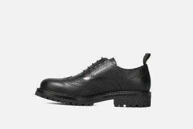 ZLATUF Sapatos Oxford - Preto