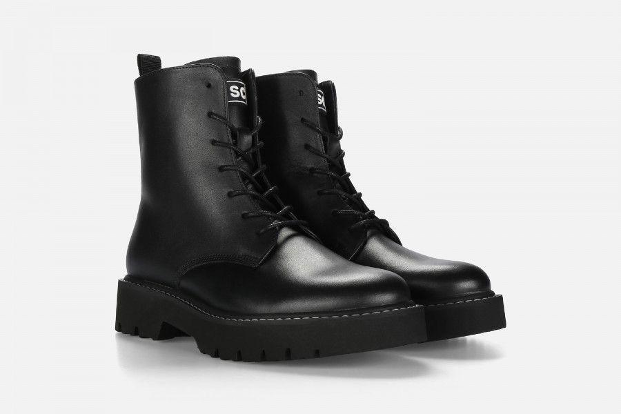MOLAR Boots - Black