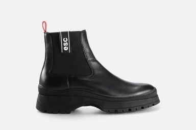 SAPOR Boots - Black