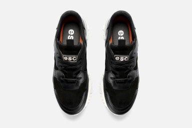 FIRE Sneakers - Black