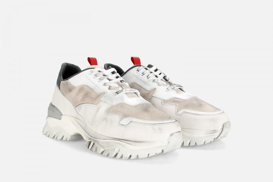FIRE Sneakers - White