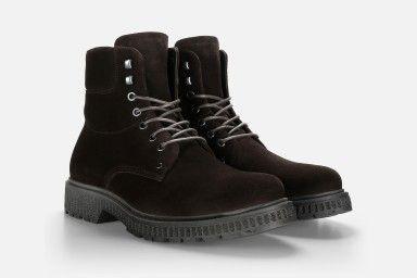 POLAR Boots - Brown