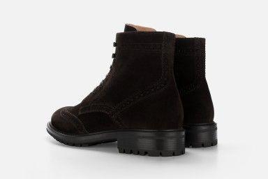 ALGUX Boots - Brown