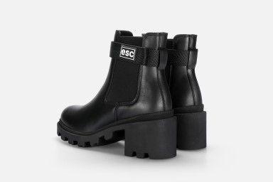 ARIEL Ankle Boots - Preto