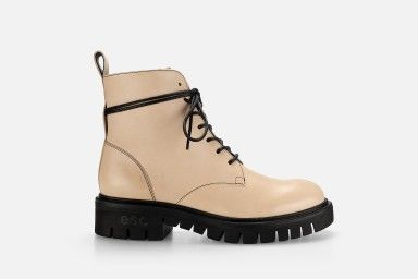 INDIAN Boots - Beige