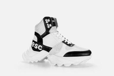 SPECTRUM Platform Boots - Black Others