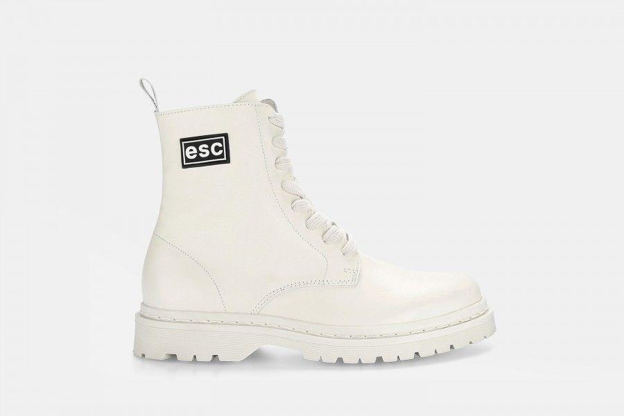 SATURN Boots - Beige
