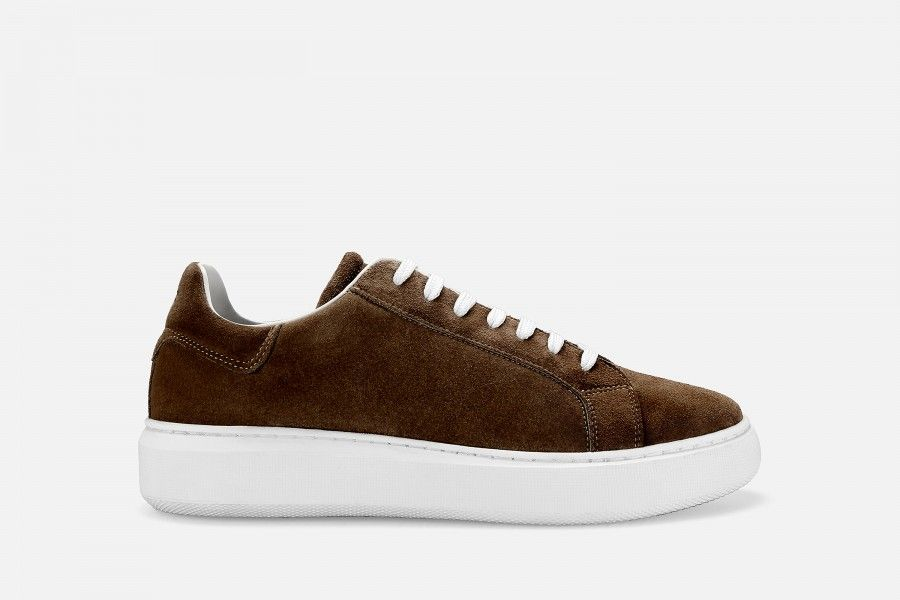 BOT Sneakers - Cognac