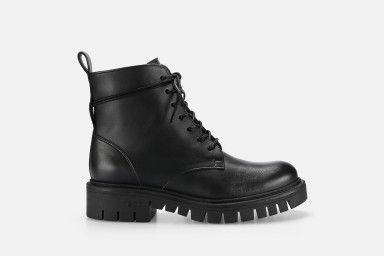 INDIAN Boots - Black
