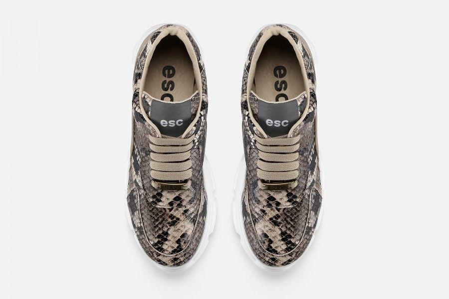 FLORUS Sneakers - Bege