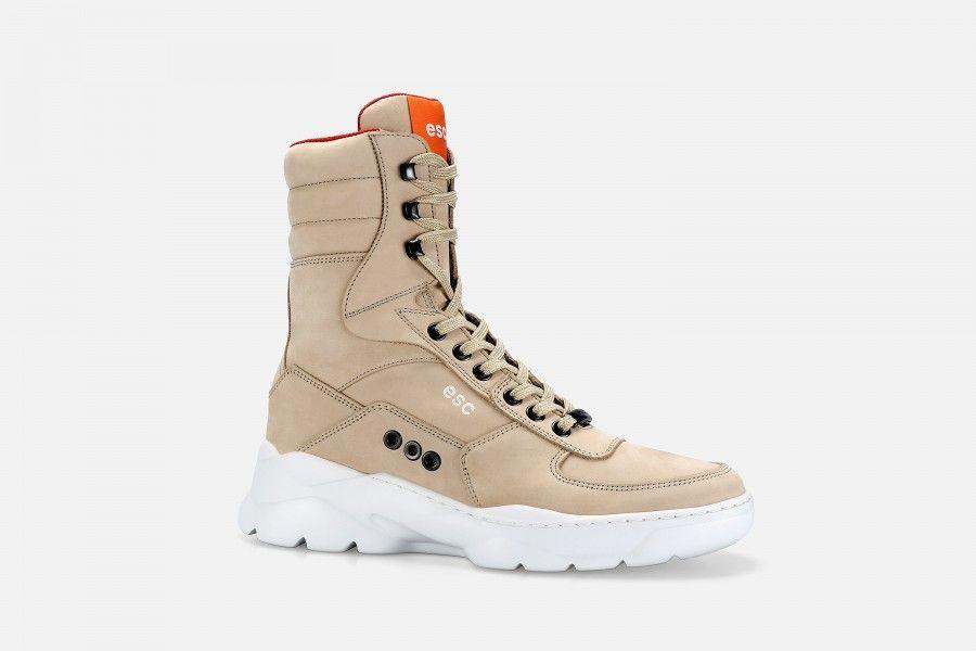 HARDLAB Boots - Beige