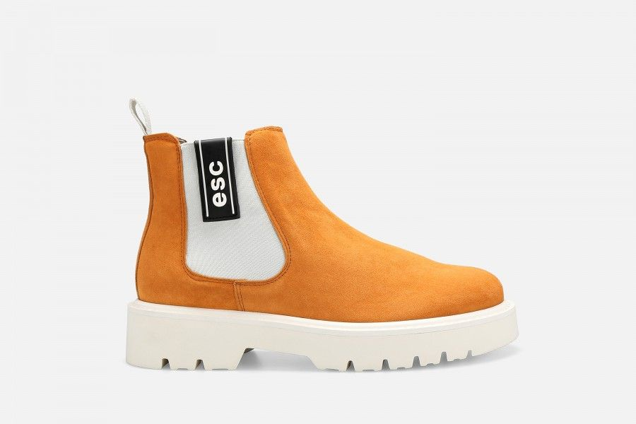 BOLINA Boots - Orange