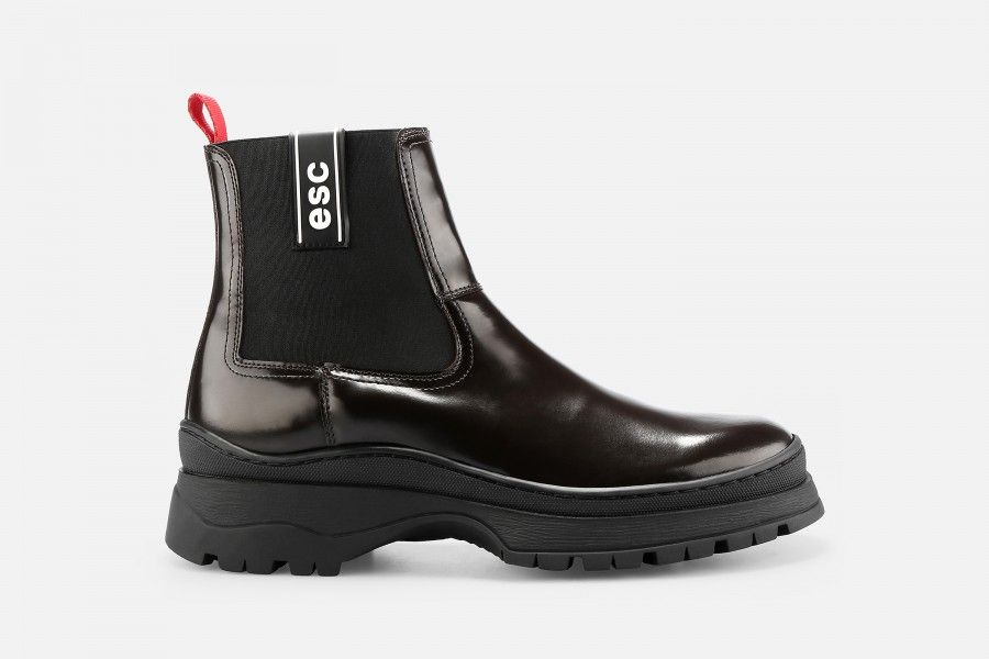 SAPOR Boots - Brown
