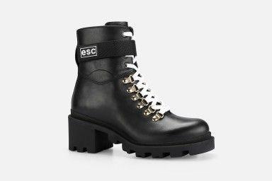 ARELUM Mid Heel Boots