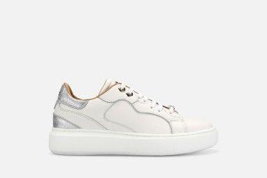 BOTUL Sneakers - White/Silver