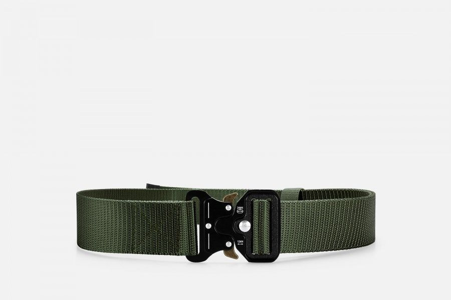 STATEMENT V2 	Belts - Green